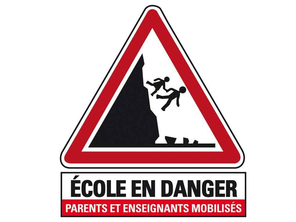 Ecole en danger