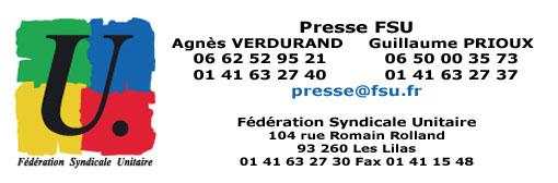 FSU presse